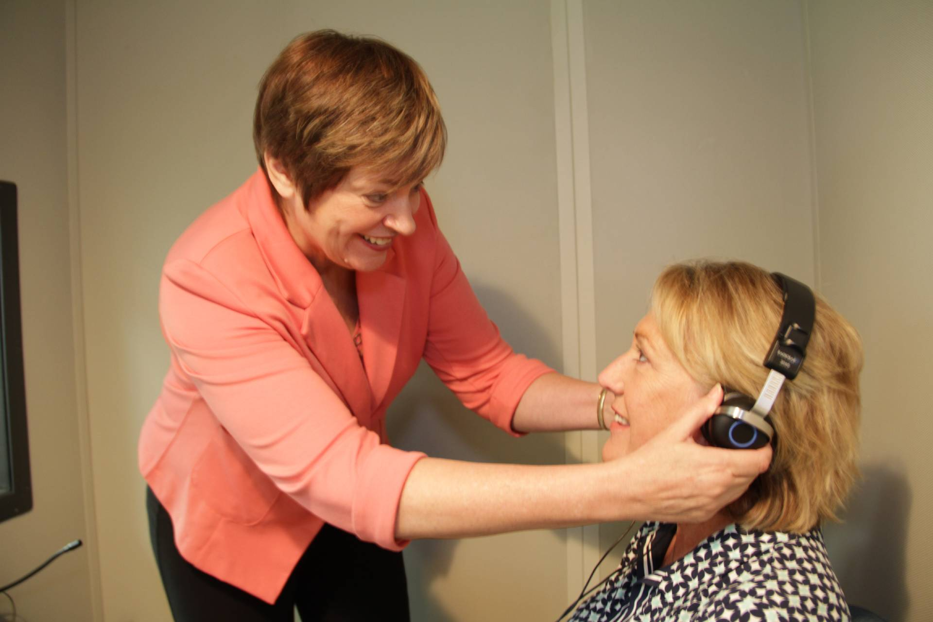 Hearing Test and Consultation